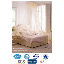 Москитная сетка противомоскитная сетка девочки кровать всплывающие круг с кружевом украшения навес комаров сетка