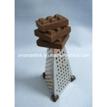 Polyresin Escultura Chocolate Decor Mini Grater Gadgets de cozinha