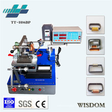 Wisdom Toroidal Winding Machine (TT-H06BP) for Square Coil