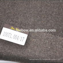 100% wool cashmere suit fabric in stock