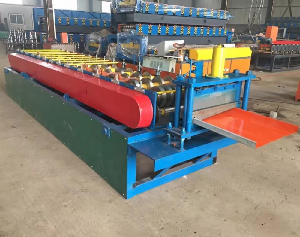 Building Steel Wall Panel Machine