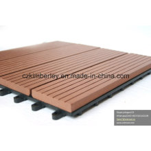 Interlocking Garden WPC Tiles