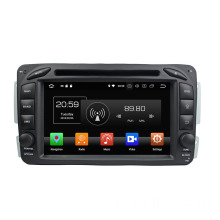 sistema audio per auto per ML W163 2002-2005