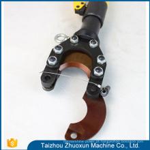 Preço hidráulico automático do cortador do cabo da máquina de desenho do extrator da engrenagem de Taizhou / alicates de corte