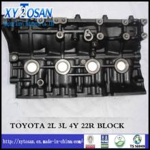 Brand New para Toyota 2y Cylinder Block 2L / 3L / 5L