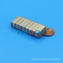 Aimants de barre de cobalt de samarium de haute qualité