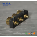 Right Angle Connector Pogo Pin SMT Brass Spring Loaded Pogo Pin