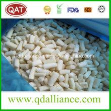 IQF Frozen Cut White Asparagus