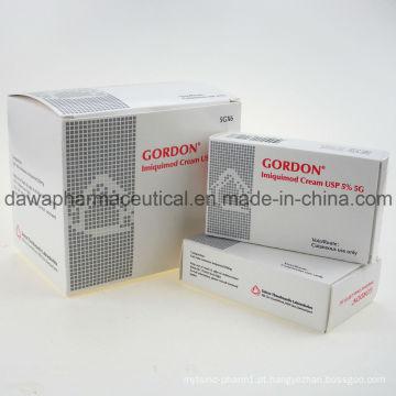 Droga de venda a quente para tratamento de herpes Imiquimod Cream