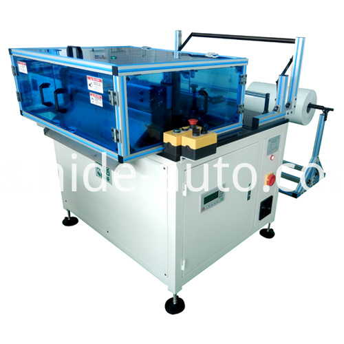 CD-600 paper forming and cutting machine