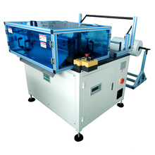 Formador de papel de aislamiento del estator del motor y máquina de corte