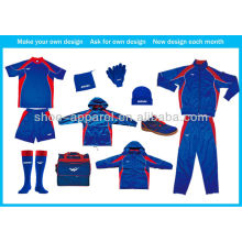 2014 tracksuit for men sports wear set