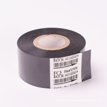 Black Code FC3 Thermal Transfer Printer Ribbons For Hp241 and Dy8 Printers