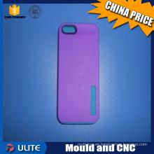 Apple Shell de silicona molde de inyección de plástico y modelo de teléfono móvil del modelo de mano para producir personalizado