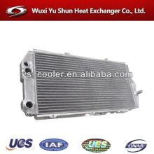 Fabricant d'échangeur de chaleur à eau chaude en aluminium à plaques et barres à haute performance
