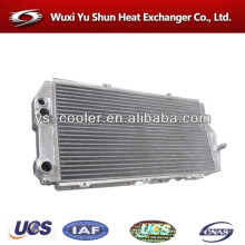 manufacturer of hot sale high performance customized plate and bar aluminum hot water heat exchanger