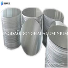 Cercle en aluminium pour ustensiles de cuisine, disque circulaire en aluminium, cercle en aluminium pour autocuiseur