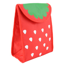 Strawberry Cute Design Girls Lunch Bento Koelere Tote