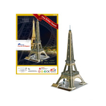 Le Puzzle 3D Intelligent DIY Tour Eiffel (10222797)