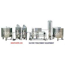 M-2000 Mineralwasser-Produktionslinie