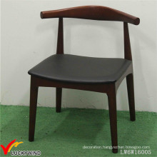 Indoor Antique Rustic Retro Backrest Wood Chair