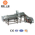Extruded dried pet food machinery