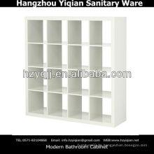 Moderne Wohnmöbel Hochglanz Weiß Bücherregal