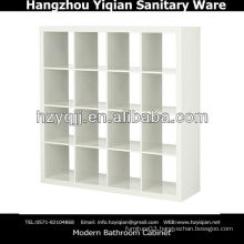 Modern Home Furniture High Gloss White Bookcase
