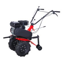 3 vitesse de travail de la profondeur de travail 4.2kw essence motoculteur / cultivateur