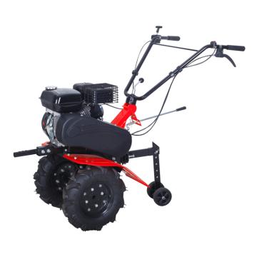 Cultivador / cultivador manual de gasolina de empuje manual de potencia de motor 4.2KW