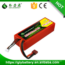 Lithium Polymer 11.1V 5200mah RC Car Rechargeable Battery