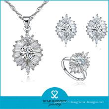Прямая продажа стильных ювелирных изделий из серебра 925 пробы (SH-J0067)