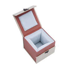 Big watch box storage gift box with metal lock,Custom Gift Private Label Packaging Watch Box