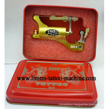 HIgh Quality classcial picture Rotary Tattoo Machine Manual rotary machine on Hot Sale