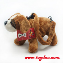 Plush Kids Animal Dog Handbag