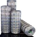 Bisagra articulada valla de pastizales de acero