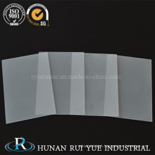 99.99% Alumina Ceramic Stamp Substrate/Ceramic Plate