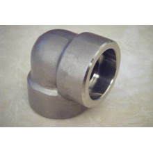 90 Degree Forged Steel Socket Welding Elbow