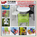 kids plastic chairs and tables mould made in China 2018 new plastic injection kid chair and table mold making