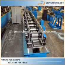 Machine à fabriquer des portes à volets roulants en métal galvanisé