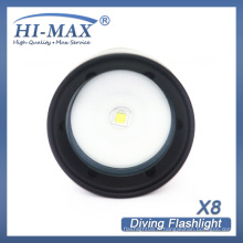 Shenzhen usine 860lumens photo lampe de poche / cree u2 led lanterne