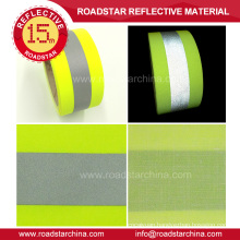 hi vis reflective warning tape for workwear