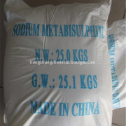 Shandong industrial sodium metabisulfite price