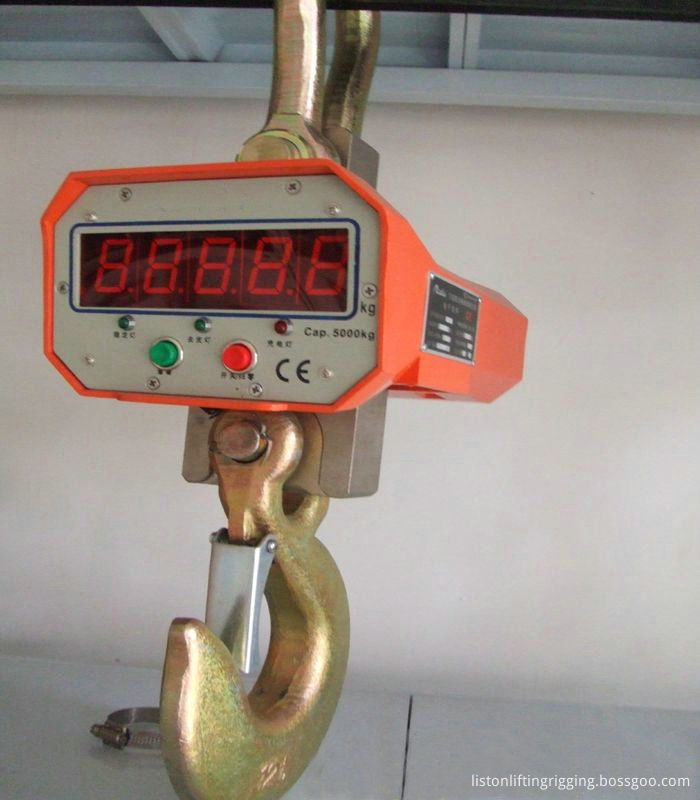 5ton digital crane scale