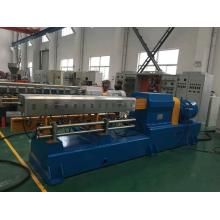 Co-rotating parallel Twin Screw extruder for PET recycling