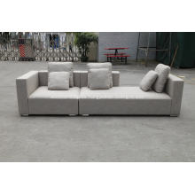 Minotti Donovan sofá moderno de tela