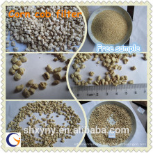 Polishing & blasting materials corn cob meal/corn cob powder with competitive price