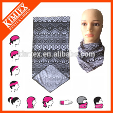 Microfiber scarf multifunctional seamless tube headwear