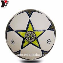 Top Quality Match futebol para jogo profissional e treinamento na escola ou clube usando tamanho 5 tamanho 4