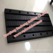 Lower Cost Rubber Expansion Joint in Concrete Bridge
